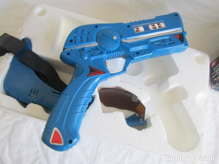 Videojuegos y Consolas: Pistola de Sega Lock-on 1997 - Foto 12 - 240021370