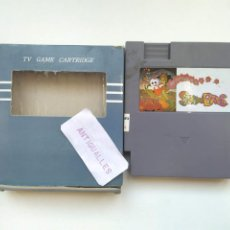 Jeux Vidéo et Consoles: JUEGO SNOW BROS.CLON NES.. Lote 240712530