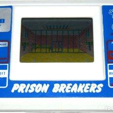 Videojuegos y Consolas: GAME & WATCH LUSO TOYS PRISION BREAKERS EN CAJA. Lote 278516323