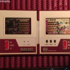 Videojuegos y Consolas: MARIO BROS NINTENDO GAME & WATCH MULTISCREEN. MW-56. 1983. CON TAPA.. Lote 240874665