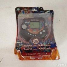 Jeux Vidéo et Consoles: JUEGO ELECTRÓNICO LCD DE GORMITI, OBSCURIO CONTRA NOBILMANTIS, EN BLISTER, GIOCHI PREZIOSI, ESTRENAR. Lote 241426575