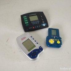 Jeux Vidéo et Consoles: LOTE DE 3 VIDEOJUEGOS ELECTRÓNICOS, A REVISAR. Lote 241525705