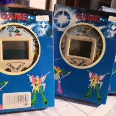 Videojuegos y Consolas: 3 MAQUINITAS LCD GAME FORMA CRONÓMETRO EN SU CAJA. SIN COMPROBAR IDEAL COLECCIONISTAS. Lote 241791955