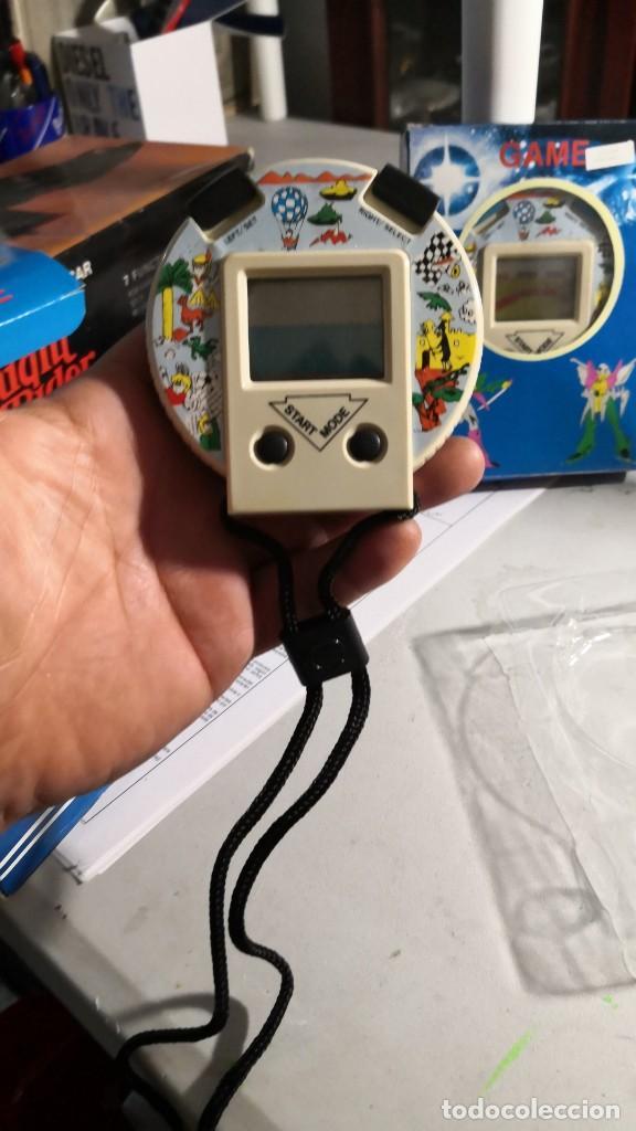 Videojuegos y Consolas: 3 maquinitas lcd game forma cronómetro en su caja. Sin comprobar ideal coleccionistas - Foto 2 - 241791955