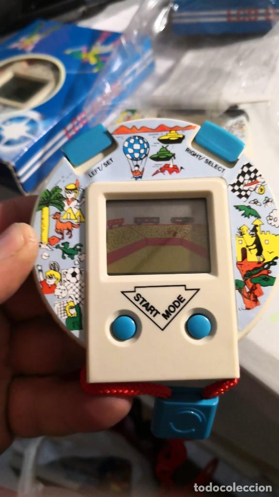 Videojuegos y Consolas: 3 maquinitas lcd game forma cronómetro en su caja. Sin comprobar ideal coleccionistas - Foto 4 - 241791955