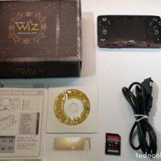 Videojuegos y Consolas: CONSOLA RETRO EMULADOR GP2X WIZ CON CAJA ORIGINAL. Lote 241896245