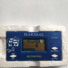 Jeux Vidéo et Consoles: MARSHAL SG-843 SUNWING HANDHELD GAME & WATCH. Lote 241919720