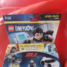 Videojuegos y Consolas: LEGO DIMENSIONS MISION IMPOSIBLE. LEVEL PACK DESCATALOGADO.. Lote 242947530
