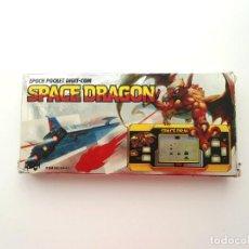 Videojuegos y Consolas: SPACE DRAGON - EPOCH POCKET DIGIT-COM GAME & WATCH - CON CAJA ORIGINAL FUNCIONANDO - RARO. Lote 243440245