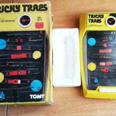 Videojuegos y Consolas: TRICKY TRAPS TOMY JUEGO MECÁNICO AÑOS 80. Lote 243788895