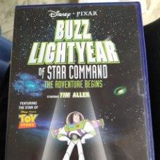 Videojuegos y Consolas: DVD BUZZ LIGHTYEAR OFICIAL STAR COMMAND DISNEY PIXAR. Lote 244507595