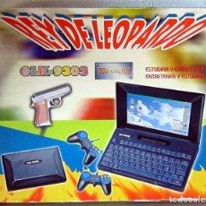 Videojuegos y Consolas: REY DE LEOPARDO CONSOLA GLK-9303 ESTUDIAR Y ENTRETENER POR 1 € SUBASTA. Lote 244993725