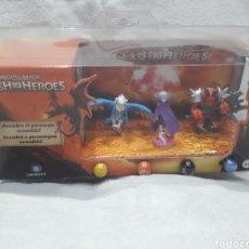 Videojuegos y Consolas: DIFICIL PACK DESCATALOGADO MIGHT & MAGIC CLASH OF HEROES PRECINTADO. Lote 262000620