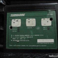 Videojuegos y Consolas: JUEGO DE HOME VIDEO SUBMARINE PC-505. Lote 245979560