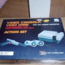 Videojuegos y Consolas: CONSOLA ACTION SET. Lote 246187585