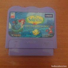 Videojuegos y Consolas: LA SIRENITA VTECH CARTUCHO. Lote 246256260