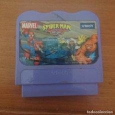 Videojuegos y Consolas: SPIDER-MAN Y AMIGOS VTECH CARTUCHO. Lote 246256440