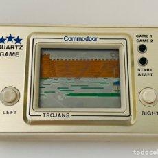Videojuegos y Consolas: COMMODOOR TROJANS. Lote 246275560