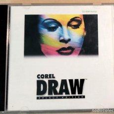 Videojuegos y Consolas: COREL DRAW 9 SELECT EDITION PC EN CASTELLANO.. Lote 246449885