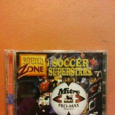 Videogiochi e Consoli: CD. SOCCER SUPERSTARS. Lote 247333500