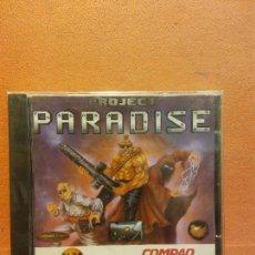 Videogiochi e Consoli: CD. PROJECT PARADISE. Lote 247334750