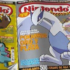 Videojuegos y Consolas: LOTE REVISTAS NINTENDO ACCIÓN - ESPECIAL Nº 100 + Nº 102 + NÚMERO ESPECIAL JUNIO 2001. Lote 247672080