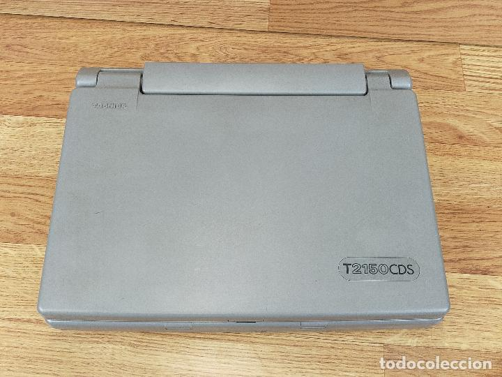Videojuegos y Consolas: PORTATIL TOSHIBA T2150cds - Foto 7 - 247686045