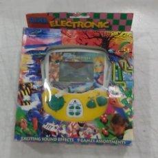 Videojuegos y Consolas: MAQUINITA ANTIGUA DEVIL 3D FIGHTER. Lote 248677305