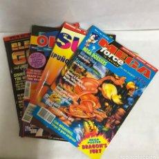 Videojuegos y Consolas: LOTE DE REVISTAS DE VIDEOJUEGOS AÑOS 90. Lote 249023765