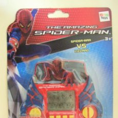 Videojuegos y Consolas: MÁQUINA SPIDER LCD GAME THE AMAZING SPIDER-MAN VS LIZZARD IMC TOYS AÑO 2011 HANDHELD JUEGO SPIDERMAN. Lote 249081735