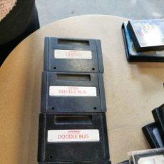 Videojogos e Consolas: LOTE DE 4 CARTUCHOS CONSOLA DRAGON 32 AÑO 1982.JUEGOS ANTIGUOS. Lote 249193980