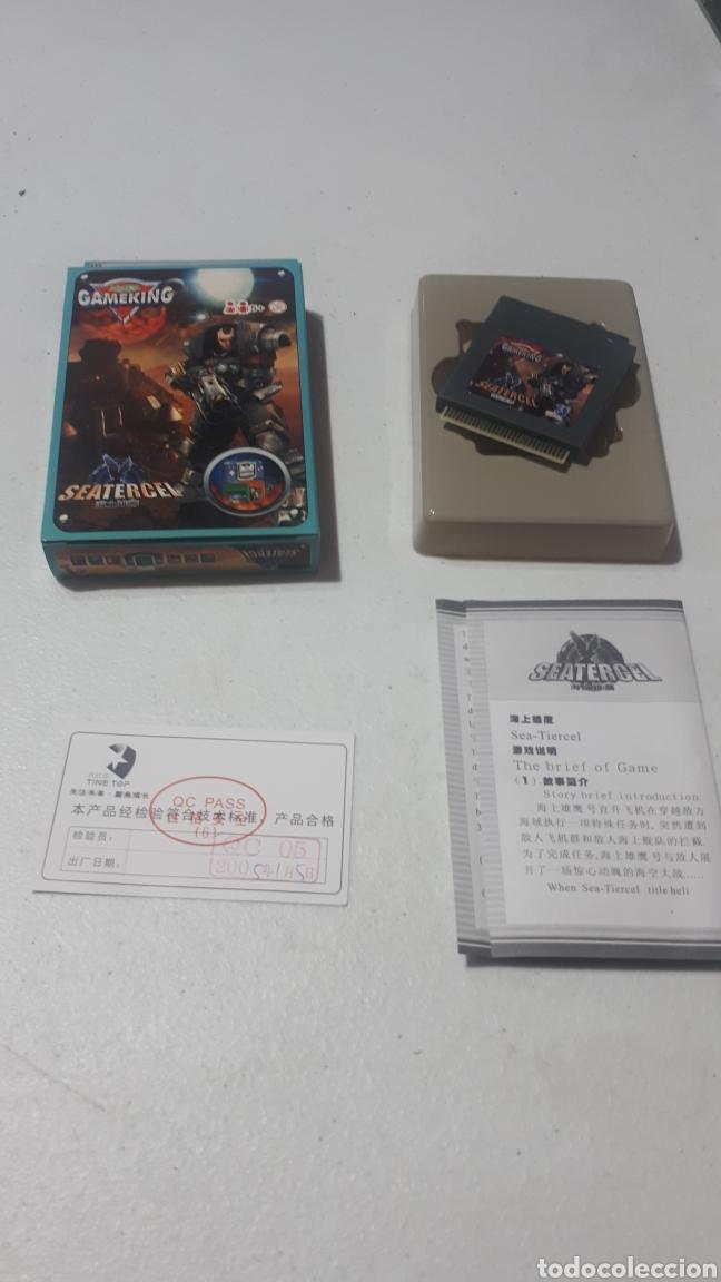 JUEGO SEATERGEL PARA GAMEKING COMPLETO EN CAJA (Juguetes - Videojuegos y Consolas - Otros descatalogados)