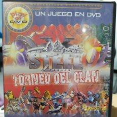 Videojuegos y Consolas: THE STEEL LEAGUE - TORNEO DEL CLAN - PARA CUALQUIER DVD. Lote 251275925