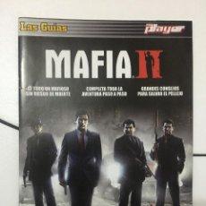 Videojuegos y Consolas: GUIA DE JUEGO DOBLE, MAFIA II, DEADRISING 2. Lote 251928430