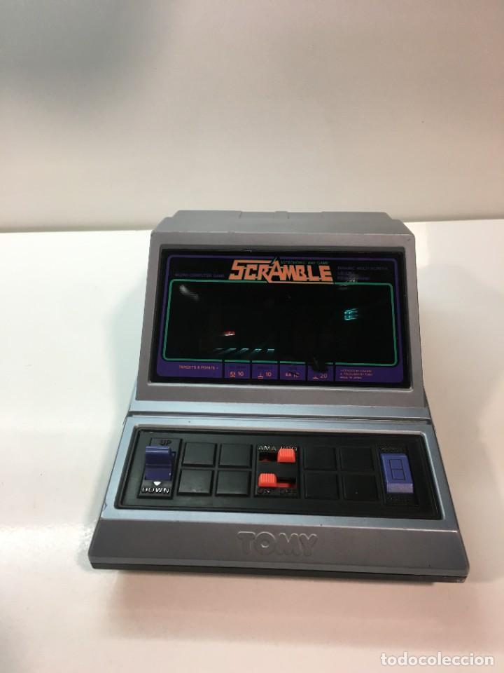 Videojuegos y Consolas: Game watch Scramble de Tomy, Super Cobra, lsi game color, Nintendo, bandai,maquinita, videojuego - Foto 2 - 252415320
