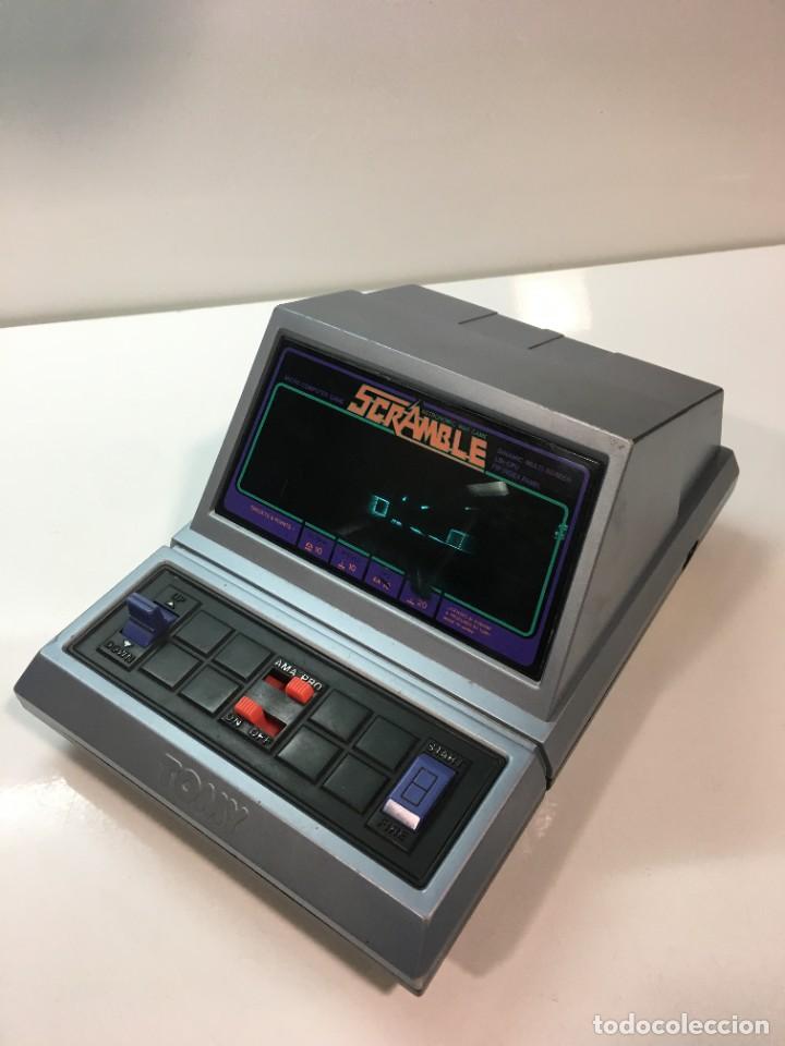 Videojuegos y Consolas: Game watch Scramble de Tomy, Super Cobra, lsi game color, Nintendo, bandai,maquinita, videojuego - Foto 4 - 252415320