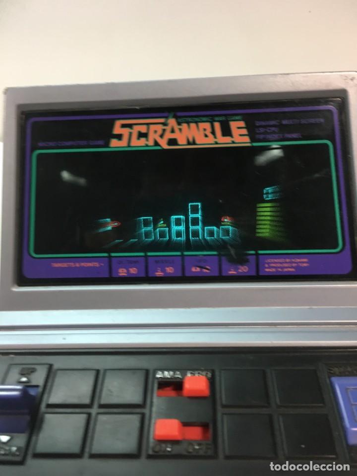 Videojuegos y Consolas: Game watch Scramble de Tomy, Super Cobra, lsi game color, Nintendo, bandai,maquinita, videojuego - Foto 9 - 252415320