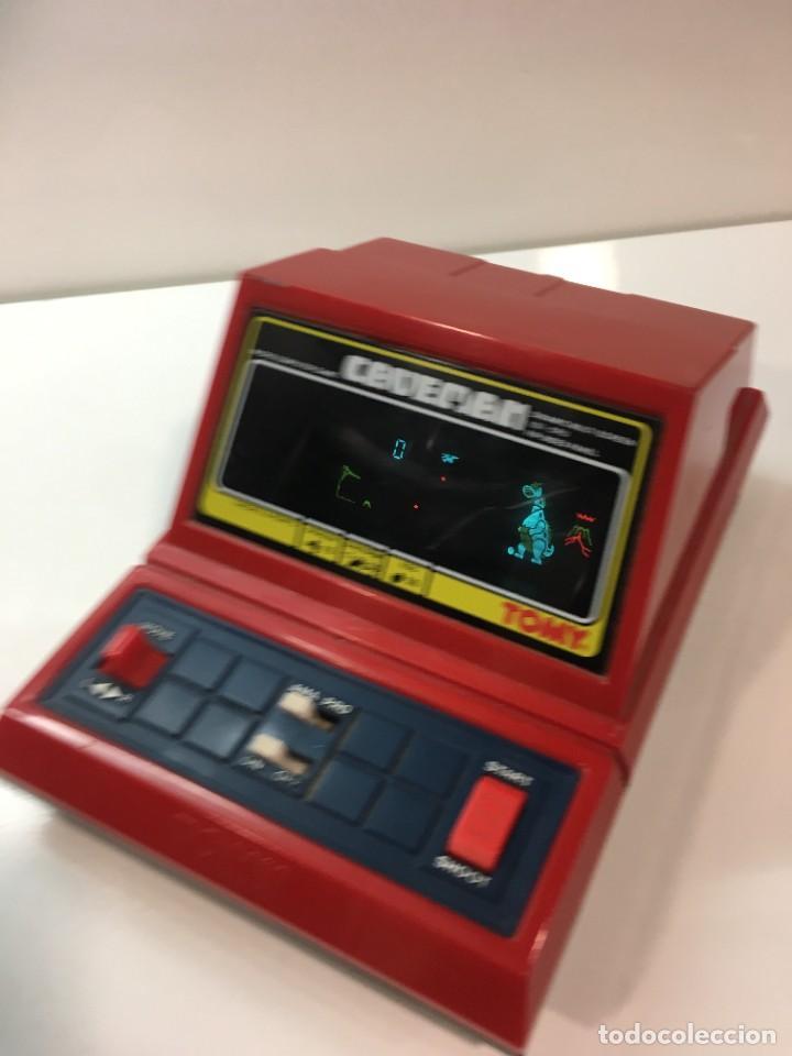 Videojuegos y Consolas: Game watch Caveman de Tomy, cavernicola lsi game color, Nintendo, bandai,maquinita, videojuego - Foto 11 - 252415655