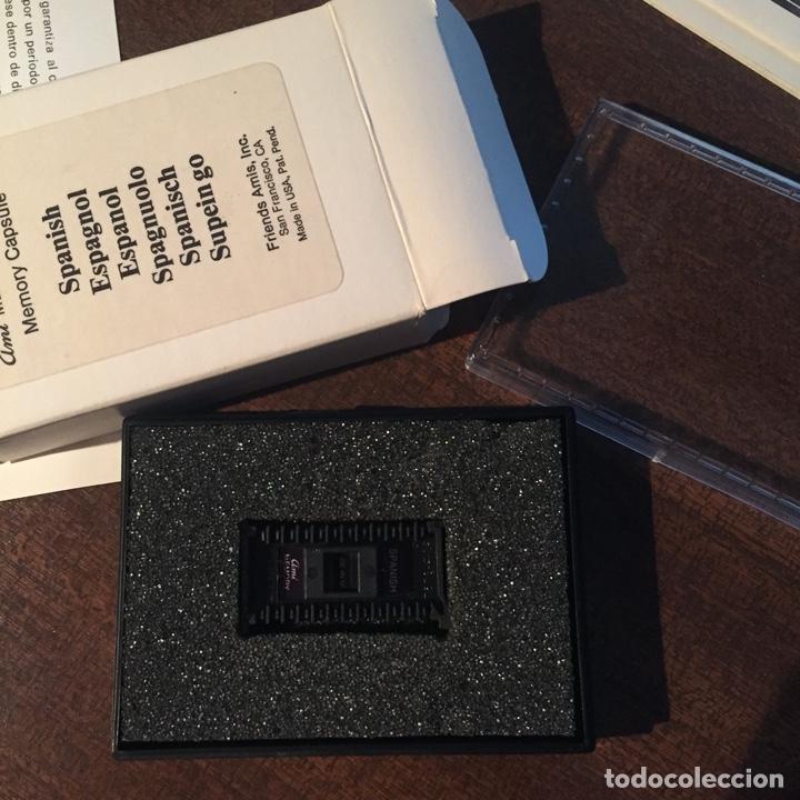 Videojuegos y Consolas: 2 UNIDADES - TRADUCTORA DE IDIOMAS AMI - MEMORY SYSTEM - VINTAGE - PROEINSA - Foto 5 - 252649280