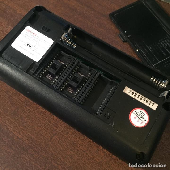 Videojuegos y Consolas: 2 UNIDADES - TRADUCTORA DE IDIOMAS AMI - MEMORY SYSTEM - VINTAGE - PROEINSA - Foto 9 - 252649280
