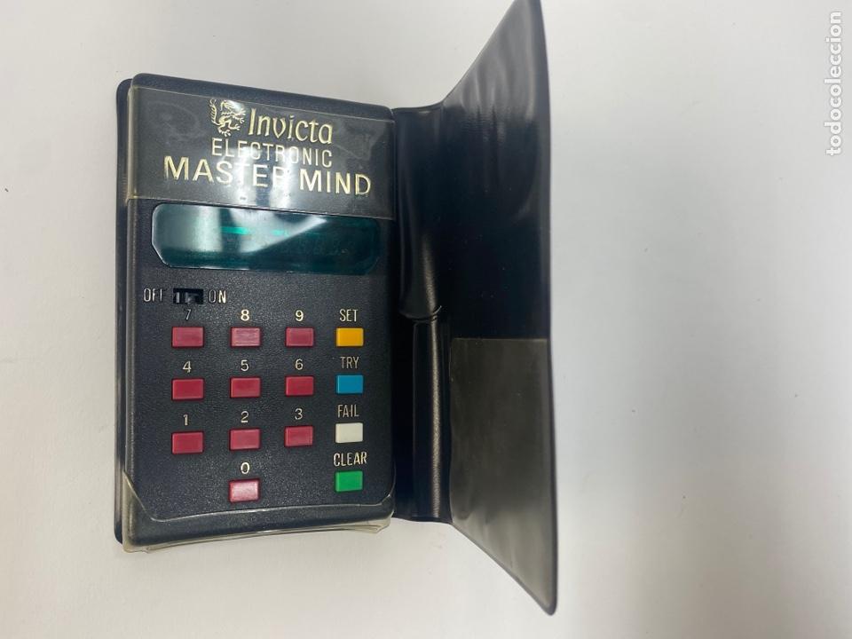 Videojuegos y Consolas: *INVICTA ELECTRONIC MASTER MIND. AÑOS 70. - Foto 2 - 253614595