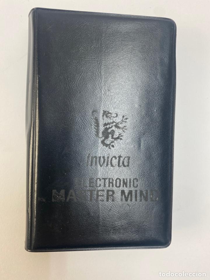 Videojuegos y Consolas: *INVICTA ELECTRONIC MASTER MIND. AÑOS 70. - Foto 4 - 253614595