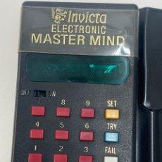 Videojuegos y Consolas: *INVICTA ELECTRONIC MASTER MIND. AÑOS 70.. Lote 253614595