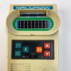 Videojuegos y Consolas: *FOOTBALL MATTEL ELECTRONICS. FUNCIONA.. Lote 253614700