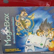 Videojuegos y Consolas: CONSOLA MAGIC BOX NUEVA A ESTRENAR EDICIÓN DRAGON BALL VEGETA. Lote 253797565