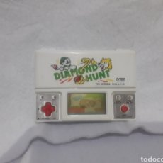 Videojuegos y Consolas: DIAMOND HUNT TRIPLE PANTALLA GAME AND WATCH 1982. Lote 254001080