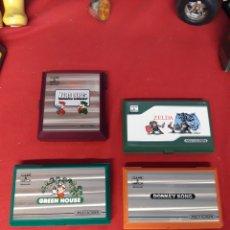 Videojuegos y Consolas: LOTE GAME & WATCH. Lote 255389015