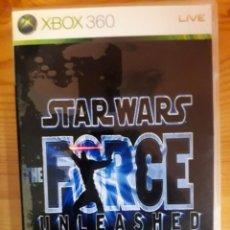 Videojuegos y Consolas: LOTE DE JUEGOS XBOX STAR WARS Y ASSASSINS. Lote 255480125