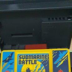 Videojuegos y Consolas: NO GAME & WATCH CASIO SUBMARINE BATTLE SIN TAPA PILAS. Lote 255484900