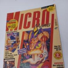Videojuegos y Consolas: REVISTA MICROMANIA SEGUNDA ÉPOCA N°80 PC SPECTRUM COMMODORE AMSTRAD MSX. Lote 257766300